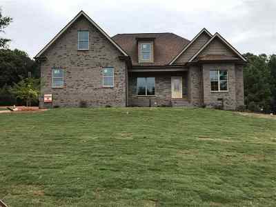 Holly Creek Single Family Home Contingency Contract: 124 Holly Ridge Dr