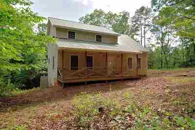 Single Family Home For Sale: 465 Moore Farm Rd