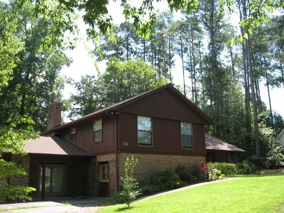 Clemson Single Family Home Contract-Take Back-Ups: 105 Evergreen Drive