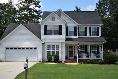 Harrington Grov Single Family Home For Sale: 211 Harrington Drive