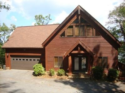 Single Family Home For Sale: 356 Hatteras Ridge