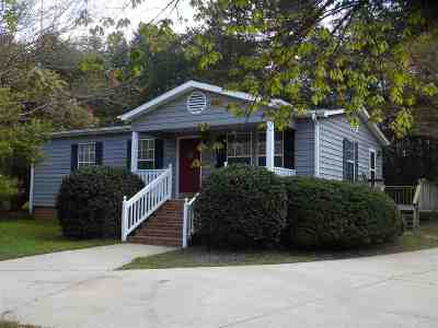 Chickasaw Point Single Family Home For Sale: 620 S Hogan