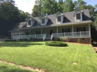 Cobb's Glen Single Family Home For Sale: 313 Burning Tree Rd.