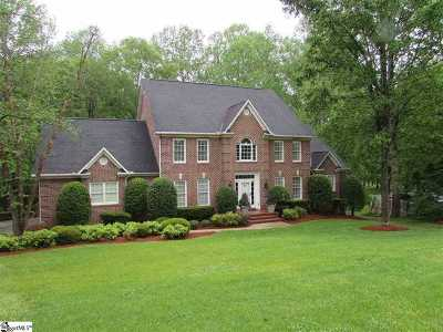 Easley Single Family Home For Sale: 311 Shefwood Drive