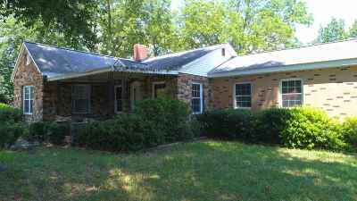 Pelzer Single Family Home For Sale: 9431 Augusta Road