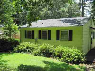 Single Family Home For Sale: 937 Shelor Ferry Road