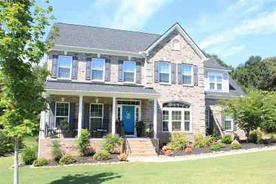 Easley Single Family Home For Sale: 124 Wilshire Dr