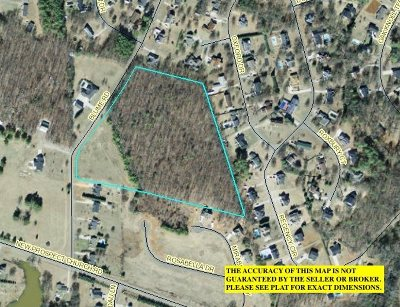 Athens, Anderson Residential Lots & Land For Sale: 00 Blume Road