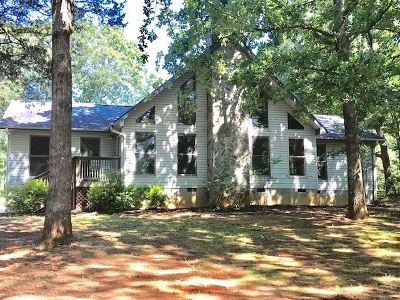 Anderson County Single Family Home Under Contract: 840 Ridge Road