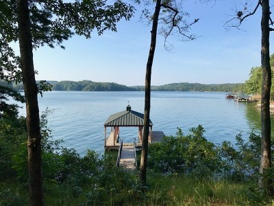 Central, Clemson, Salem, Seneca, Walhalla, West Union Residential Lots & Land For Sale: 602 Deep Cove Court