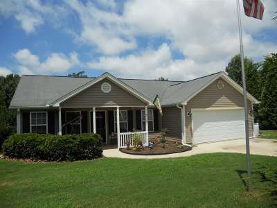 Dove Hollow Single Family Home Under Contract: 115 Sunny Hill Lane