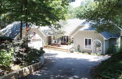 Keowee Key Single Family Home Contract-Take Back-Ups: 16 Calm Sea Drive
