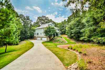 Seneca Single Family Home For Sale: 250 Baldwin Road
