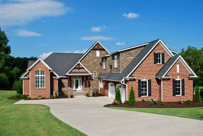 Brookstone Meadows Single Family Home For Sale: 164 Tully Drive