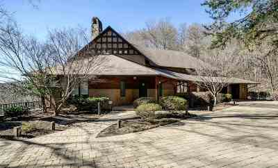 Single Family Home For Sale: 136 High Rock Ridge Drive