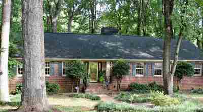 Greenville Single Family Home For Sale: 126 Lakecrest Drive