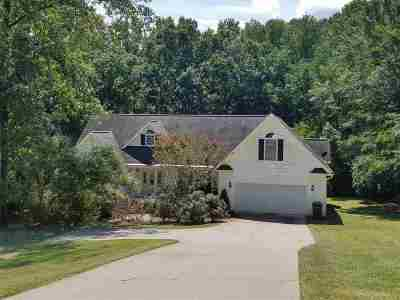 Seneca Single Family Home Contingency Contract: 110 Indian Trail Rd