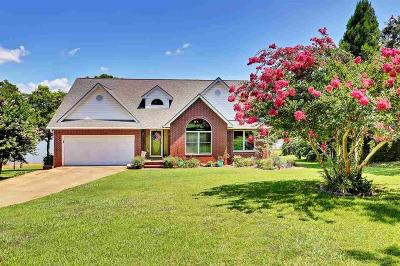 Anderson County Single Family Home For Sale: 1510 Avant Road
