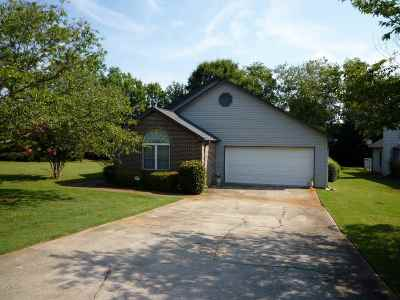Heritage At Cob Single Family Home For Sale: 1330 Cobbs Glen Dr.