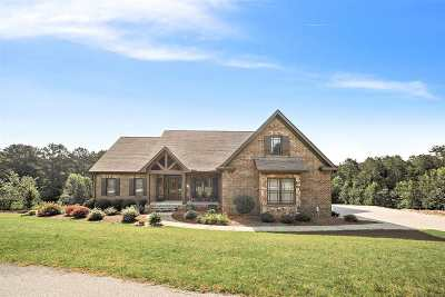Single Family Home Sold: 520 Ramey Overlook Drive