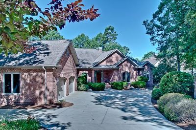 Single Family Home For Sale: 803 Clearlake Point