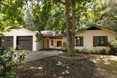 Chickasaw Point Single Family Home For Sale: 101 Eagle Ct.