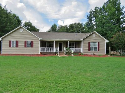 Single Family Home Sold: 6700 Abbeville Hwy