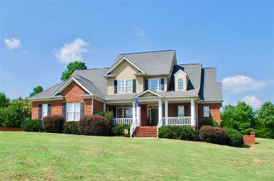 Anderson Single Family Home For Sale: 108 Carolina Cup