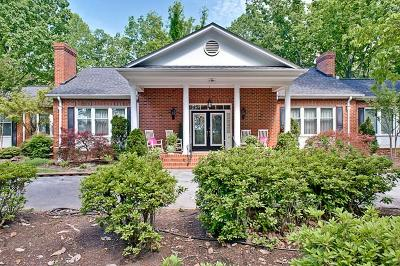 Easley Single Family Home For Sale: 416 Bella Vista