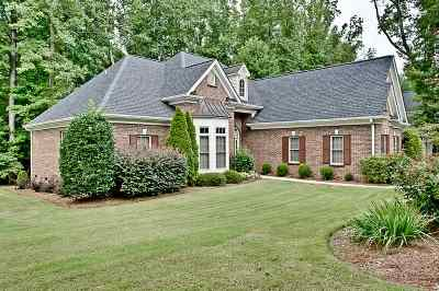Clemson Single Family Home Contingency Contract: 203 Wescott Drive