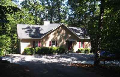 Single Family Home For Sale: 132 Chilhowee Dr.