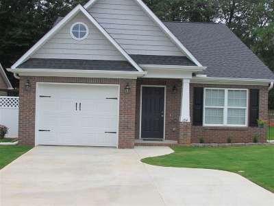 Cobblestone West Single Family Home For Sale: 102 Abigail Ln