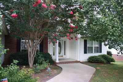 Amberwood Single Family Home Under Contract: 109 Amberwood Drive