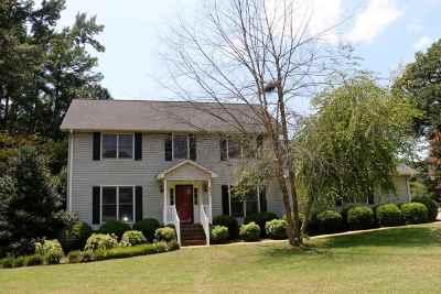 Regency Park Single Family Home For Sale: 406 Tiffany Drive