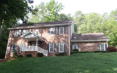 Seneca, Seneca/west Union Single Family Home For Sale: 209 S Summit Drive