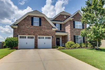 Rockwell Plantation Single Family Home Contingency Contract: 29 Fawn Hill Drive