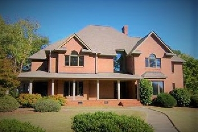 Anderson Single Family Home For Sale: 417 Holly Ridge Dr.