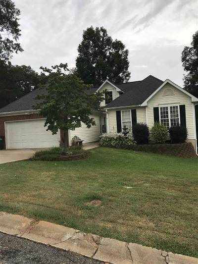 Laurel Creek Single Family Home Contract-Take Back-Ups: 213 Laurel Heights