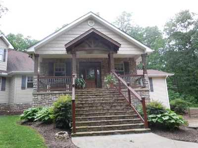 Townville, Seneca, Seneca (west Union), Seneca Sc 29672 Single Family Home For Sale: 731 Dave Nix Rd.