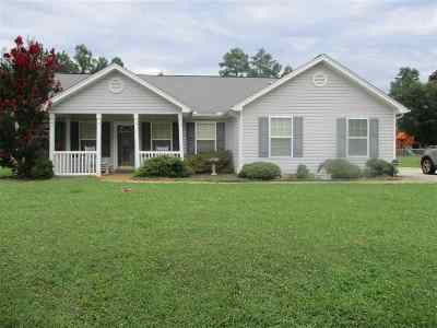 Dove Hollow Single Family Home Under Contract: 108 Olive Branch