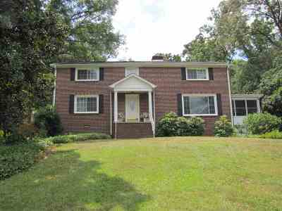 Clemson Single Family Home For Sale: 120 Riggs Dr.