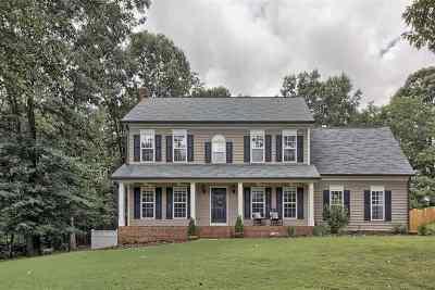 Single Family Home For Sale: 134 Hornbuckle Drive