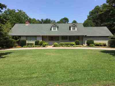 Clemson Single Family Home For Sale: 409 Frontage