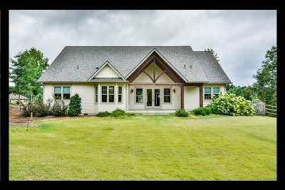 Single Family Home For Sale: 144 Northshores Drive