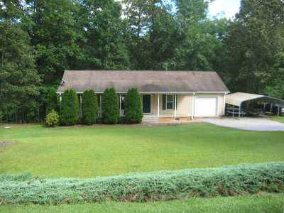 Single Family Home For Sale: 23037 McDonald Point