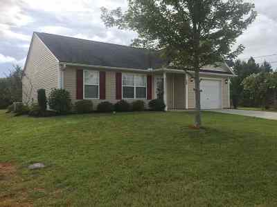 Athens, Anderson Single Family Home For Sale: 100 Nates Berry