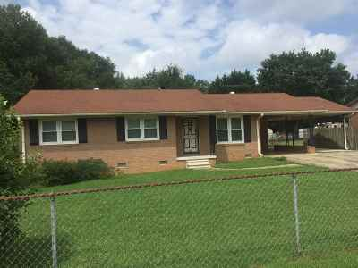 Athens, Anderson Single Family Home For Sale: 3514 Woodcone Trl