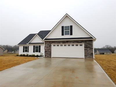 Athens, Anderson Single Family Home For Sale: 1068 Stoneham Circle