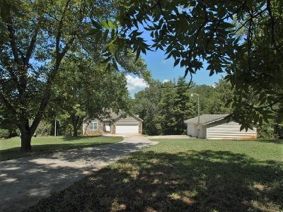 Single Family Home For Sale: 1400 Trusler Road