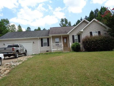 Oconee County Single Family Home Under Contract: 738 Rodgers Rd